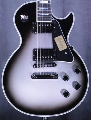 Gibson Les Paul Custom - Silverburst