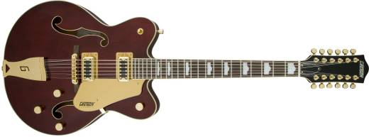 G5422G-12 Electromatic Hollow Body, Rosewood Fingerboard - Walnut Stain