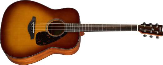 FG800 Spruce Top Acoustic Guitar - Sand Burst Finish