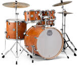 Mapex - Storm 5pc Drum Kit 10,12,16,22,Snare w/Hardware in Woodgrain