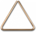 Sabian - 6 B8 Bronze Triangle