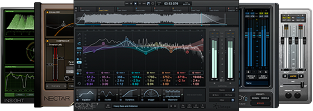IZotope Music Production Bundle - Download - Long & McQuade Musical