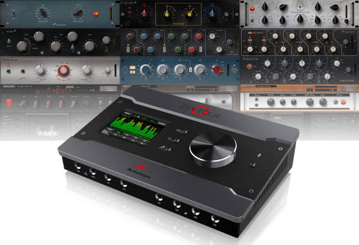 Zen Tour 24/192 8 In/8 Out Thunderbolt Audio Interface