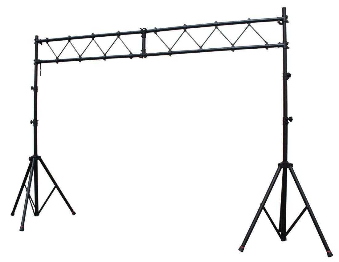 gator frameworks lightweight lighting truss system long mcquade