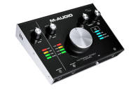 M-Audio - M-Track 2X2M 2-In/2-Out 24/192 USB Audio/MIDI Interface