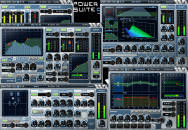 Wave Arts - Power Suite 5 DSP AAX - Download