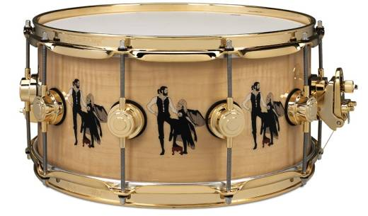 Mick Fleetwood ''Rumours'' Icon Snare Drum