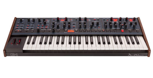 OB-6 6-Voice Polyphonic Analog Synthesizer