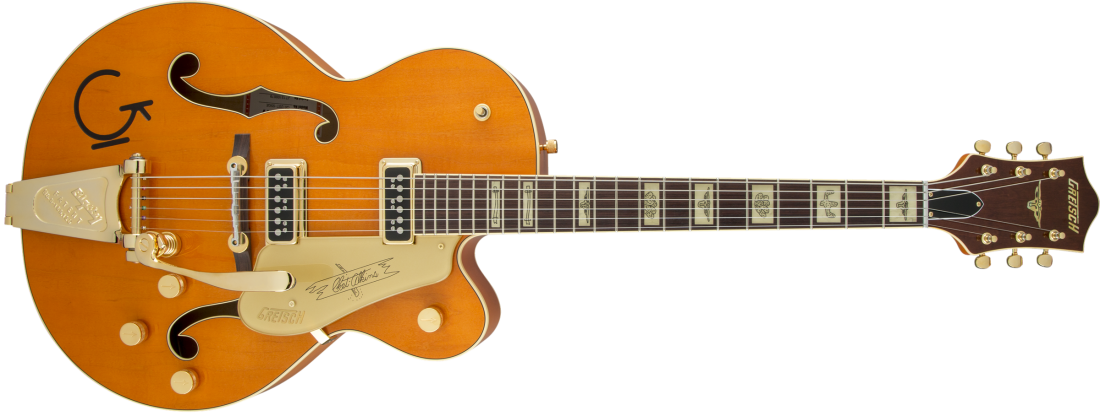 gretsch guitars g6120t 55 vintage select edition 1955 chet atkins hollow body with bigsby. Black Bedroom Furniture Sets. Home Design Ideas