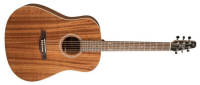 Seagull Guitars - S6 Mahogany Deluxe Acoustic/Electric Guitar