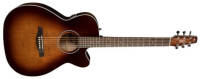 Seagull Guitars - Performer CW Concert Hall Burnt Umber QIT Acoustic/Electric w/ Gig Bag