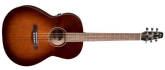 Seagull Guitars - Entourage Folk Burnt Umber QIT Acoustic/Electric Guitar