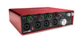 Focusrite - Scarlett 18i8 Gen2 - 24/96 18-in/8-out USB Audio Interface