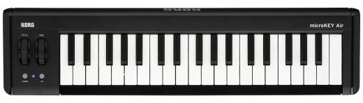microKEY-37 2 Air 37 Key Compact Bluetooth MIDI Keyboard