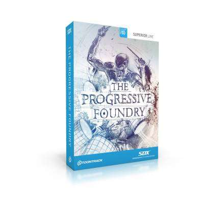 The Progressive Foundry SDX