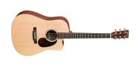 Martin Guitars - Dreadnought X-Series CE Acoustic/Electric - Mahogany