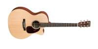 Martin Guitars - Grand Performance X-Series CE Acoustic/Electric with Cutaway - Mahogany