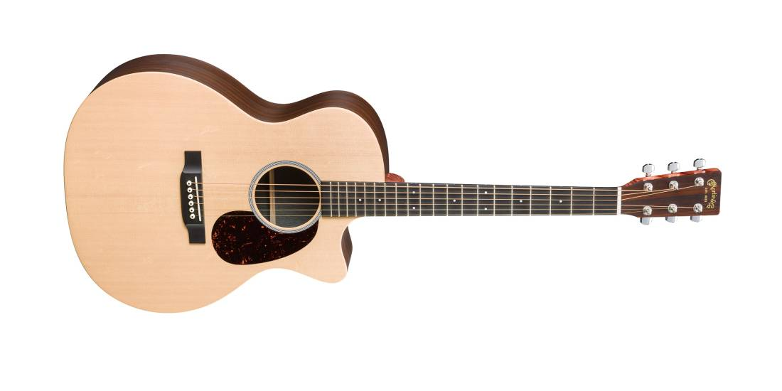martin guitars grand performance x series ce acoustic electric with cutaway rosewood long. Black Bedroom Furniture Sets. Home Design Ideas