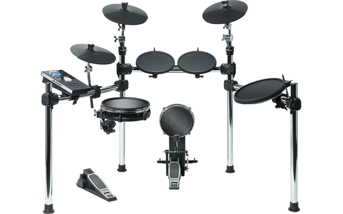 Command Kit 8 Piece Kit with Mesh Snare and Mesh Kick
