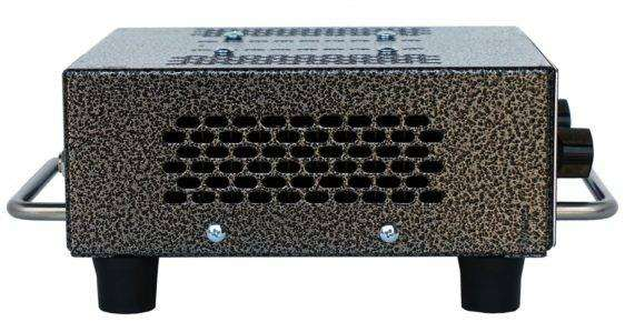 rivera amplification mini rockcrusher recording load box long mcquade musical instruments. Black Bedroom Furniture Sets. Home Design Ideas