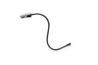 Hosa - Incandescent Console Lamp, 15 inch Flexible Gooseneck