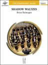 FJH Music Company - Shadow Waltzes - Balmages - Concert Band - Gr. 5