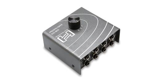 Audio Switcher, 1/4 inch TRS to 3 x 1/4 inch TRS
