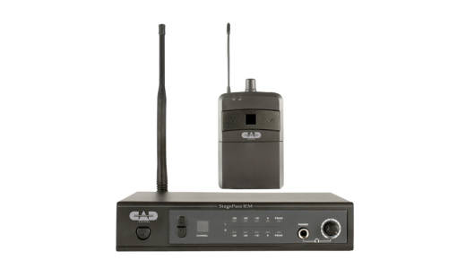 StageSelect IEM UHF In-Ear Monitor Wireless System