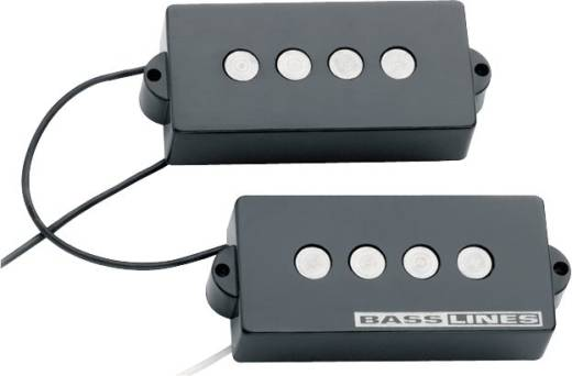 Quarter Pound P-Bass Pickups