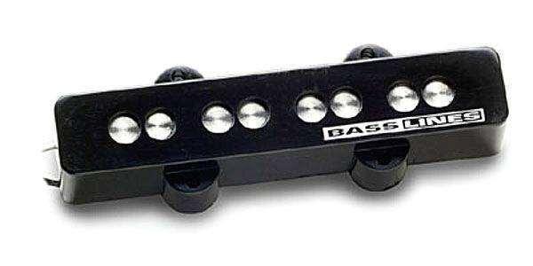 seymour duncan quarter pound jazz bass pickups bridge long mcquade musical instruments. Black Bedroom Furniture Sets. Home Design Ideas