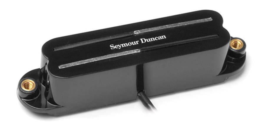 Seymour Duncan Hot Rail For Strat In Black - Bridge - Long ...