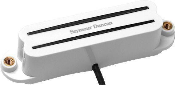 Seymour Duncan - Hot Rail for Strat in White - Bridge