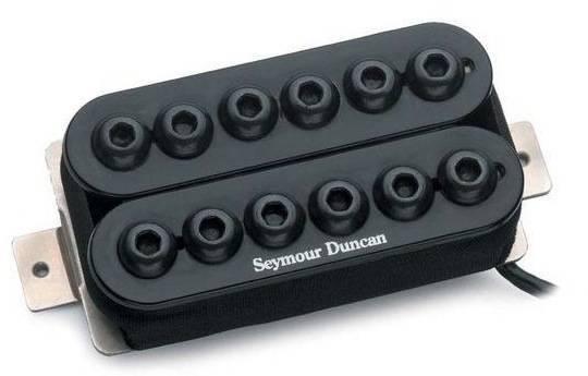 Seymour Duncan Invader : seymour duncan invader humbucker in black bridge long mcquade musical instruments ~ Russianpoet.info Haus und Dekorationen