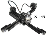 DynaMount - X1-R Dual Axis Microphone Mount w/Rotation Mic Bar