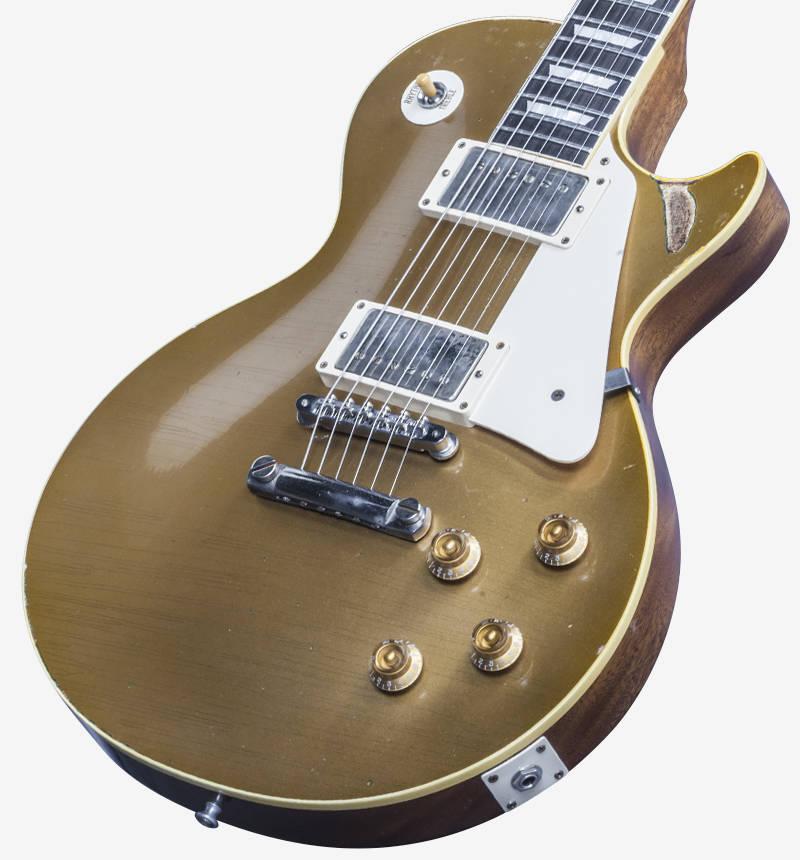 Gibson Custom Shop Cc 36 Charles Daughtry '57 Les Paul Goldtop Ltd. Cc 36 Charles Daughtry '57 Les Paul Goldtop Ltd. Wiring. 2016 Gibson Firebird Wiring Diagram At Scoala.co