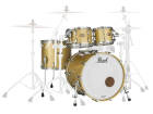 Pearl - Masters Maple Complete 4pc Shell Pack 22/10/12/16 - Bombay Gold Sparkle