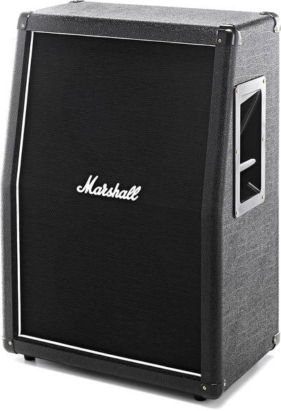 marshall mx212a 2x12 160w slant extension cab long mcquade musical instruments. Black Bedroom Furniture Sets. Home Design Ideas