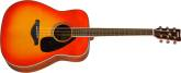 Yamaha - FG820 Spruce Top Acoustic Guitar - Autumn Burst Finish