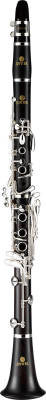 Grenadilla Bb Clarinet w/ Silver Plated Keys