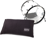 KickPro - Weighted Gripping Bass Drum Pillow