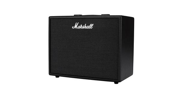 marshall code 50 50w 1x12 39 39 digital combo amp long mcquade musical instruments. Black Bedroom Furniture Sets. Home Design Ideas