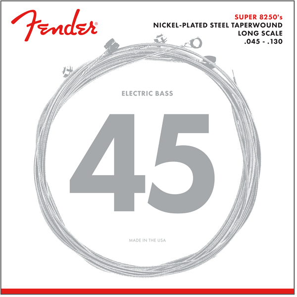 5-String .045-.130 Medium DR HI-BEAM Bass String Set