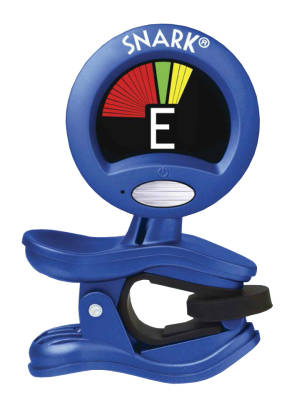 Clip-on Chromatic Guitar Tuner