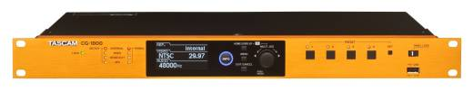 CG-1800 Master Clock Generator for Post-Production