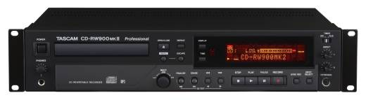 CD-RW900MKII Professional CD Recorder