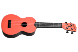 Kala - Waterman Composite Soprano Ukulele - Matte Red