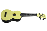 Kala - Waterman Composite Soprano Ukulele - Matte Yellow
