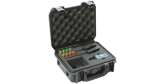 SKB - iSeries Molded Case for Sennheiser EW Wireless System