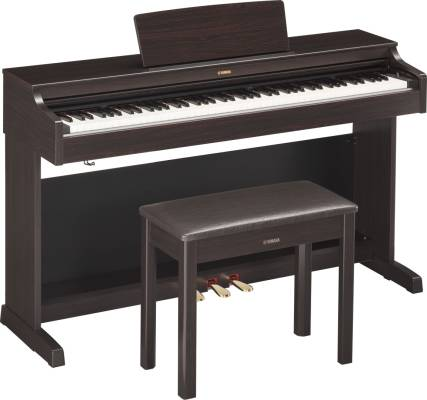 YDP163 Arius Digital Piano with Bench - Rosewood