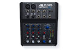 Alesis - MultiMix 4-Channel USB Mixer with Effects